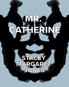 Cover Art for the novel, Mr. Catherine